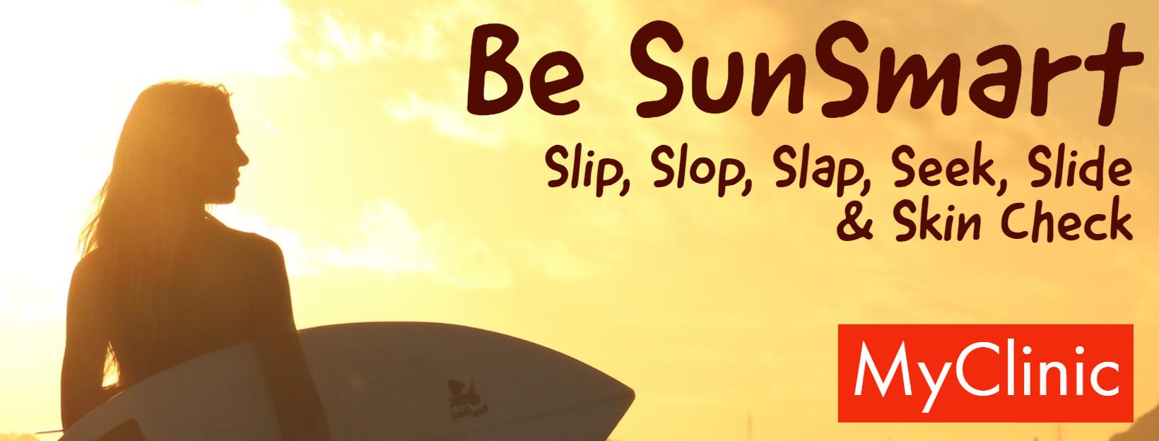 BE SUNSMART