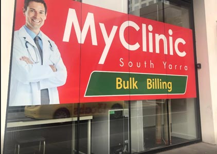 MyClinic Group at South Yarra