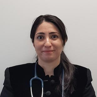 Doctor Motahareh Oveis MyClinic Group Bacchus Marsh, GP in Men's health and mental health