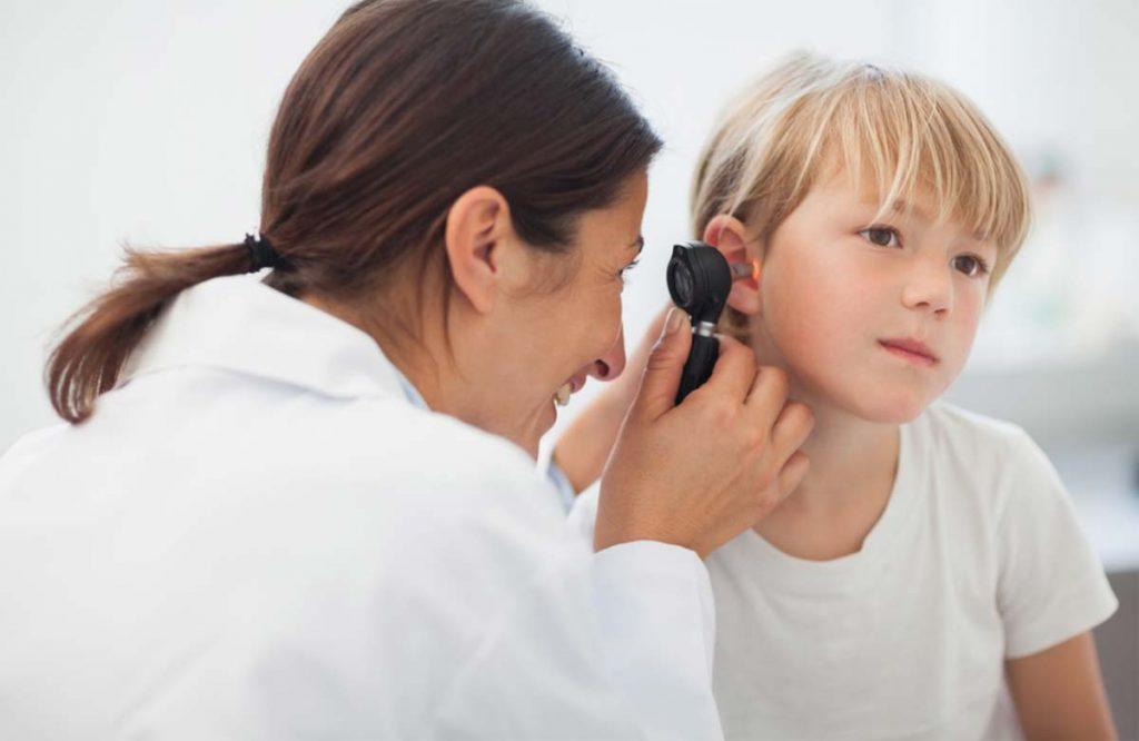 Hearing Test Check in MyClinc Balaclava Centre