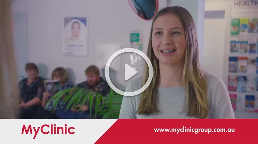 MyClinic Group video on children's health care services