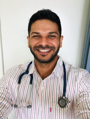 Dr Patil is a GP from MyClinic Tarneit, Melbourne