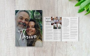 Thrive Edition 6, Health and Wellbeing E-Magazine, MyClinic Melbourne