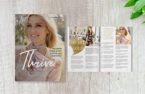 Thrive Magazine Issue 7, The Mid Year Edition, Myclinic Group
